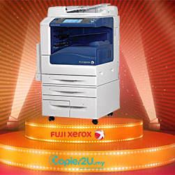Fuji Xerox Photocopying Machine Rental @ Copier2U